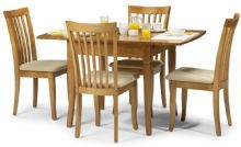 Newton Maple Extending Dining Table